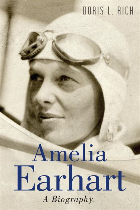 a picture book of amelia earhart amelia earhart amelia earhart by doris l rich