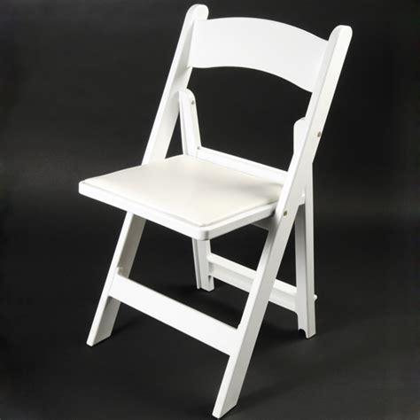 white fold up chairs for rent table and chair rentals peoria scottsdale az az