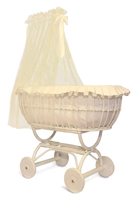 rivestimenti per culle culle e lettini per neonato in vimini e rattan
