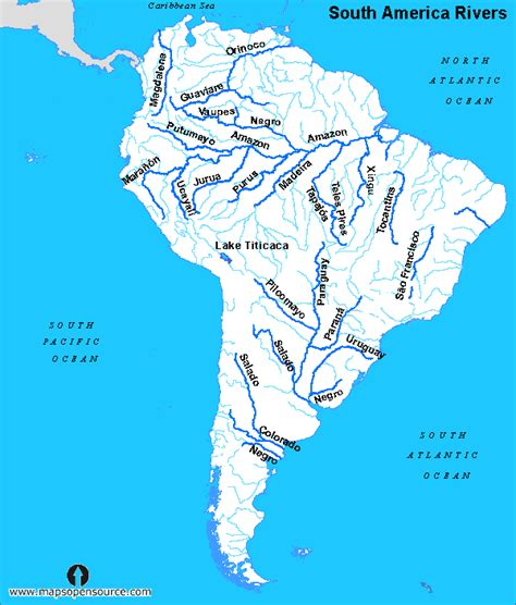 South Search Rivers In South America Images Search