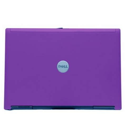 purple dell latitude d620 laptop
