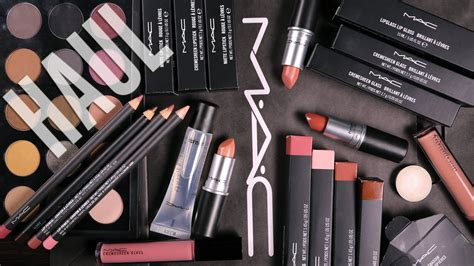 Make Up Mac mac cosmetics makeup haul w swatches