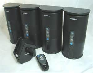 audio unlimited wireless indoor outdoor speaker system