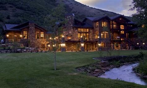 luxury cabin homes luxury log home mansions luxury log home cabin plans log