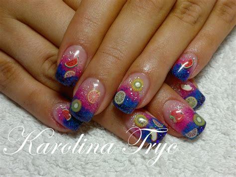 Uv Gel Nails by Nail Acrylic Uv Gel Nails Extension