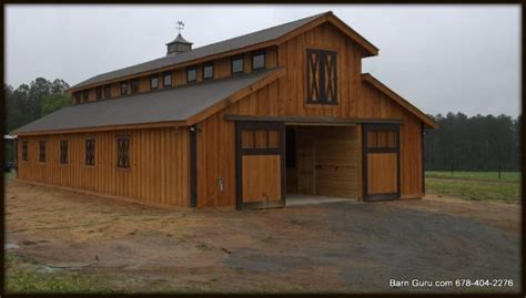 Built Best Barns barn plans 10 stall barn design floor plan
