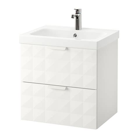 bathroom wash stands godmorgon odensvik wash stand with 2 drawers resj 246 n