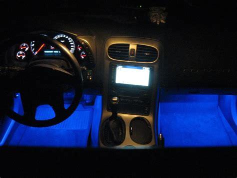 c6 led lights c6 corvette complete led accent lighting kit