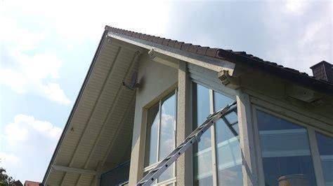 Dachbalken Streichen by Sparren Morsch Und