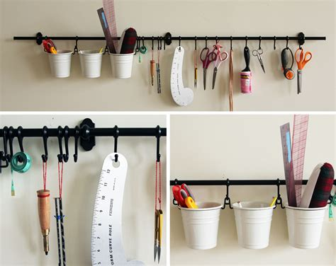 ikea tool storag organize your tools the ikea way colette blog