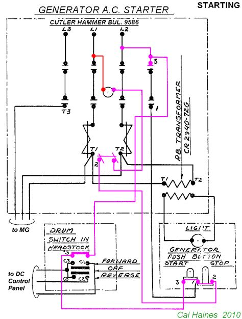 ge motor starter wiring diagram 31 wiring diagram images