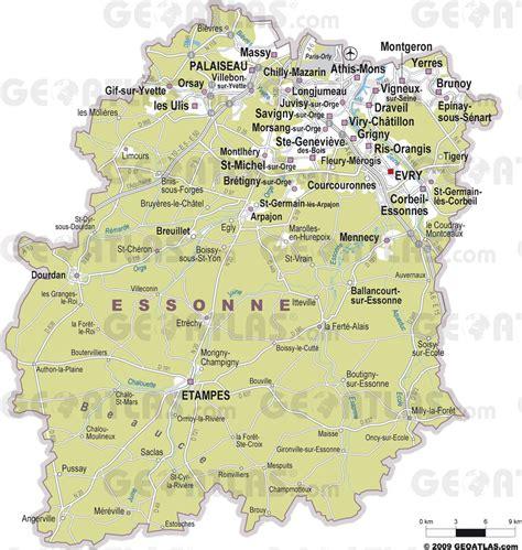 chambre des notaires de l essonne carte de l essonne essonne carte des villes communes