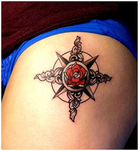 compass tattoo significance compass tattoos know about the ideas and meanings
