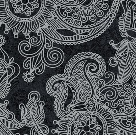 paisley pattern vector ai greytone abstract paisley pattern vector background