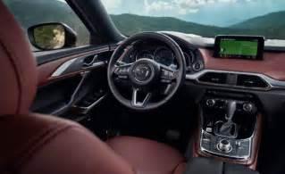 Madza Cx9 2017 Mazda Cx 9 Review Price Best Crossover Suvs 2018 2019