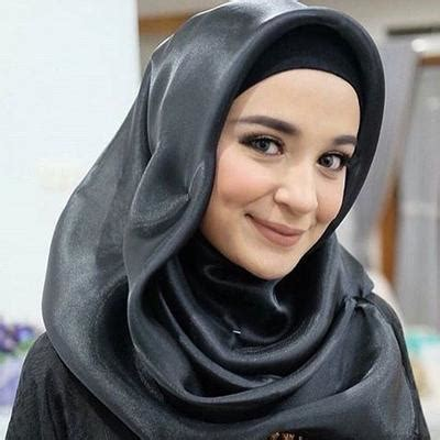 tutorial organza hijab tutorial dan tips pakai hijab segiempat organza untuk ke