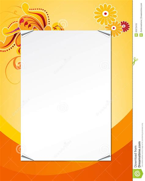 Abstract Invitation Template Royalty Free Stock Image Image 20973416 Invitation Templates With Photos