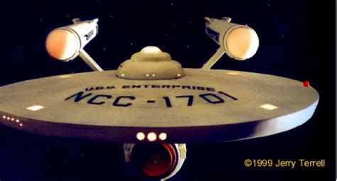 star trek does the bridge crew on the enterprise ncc