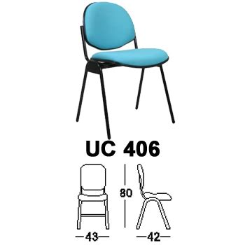 Daftar Kursi Susun Quadra kursi susun chairman type uc 406 daftar harga furniture