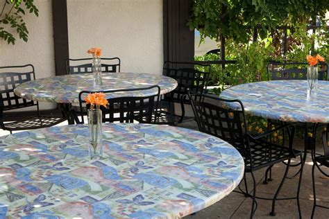 Patio Table Cloth Elasticized Vinyl Table Covers Free Interesting Fitted Vinyl Picnic Table Covers To Fascinates