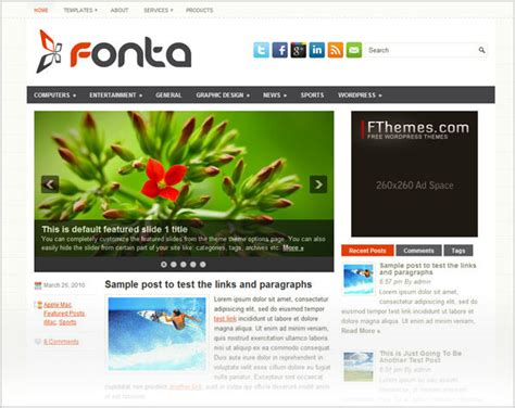 themes download cm 15 best simple free premium magazine wordpress themes