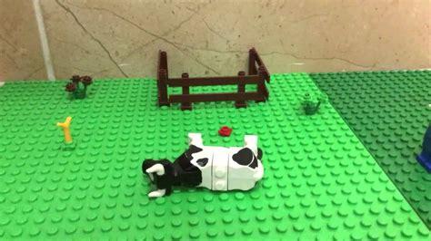Lego Cow lego cow