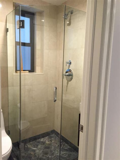 Neo Angle Abc Shower Door And Mirror Corporation Abc Shower Door