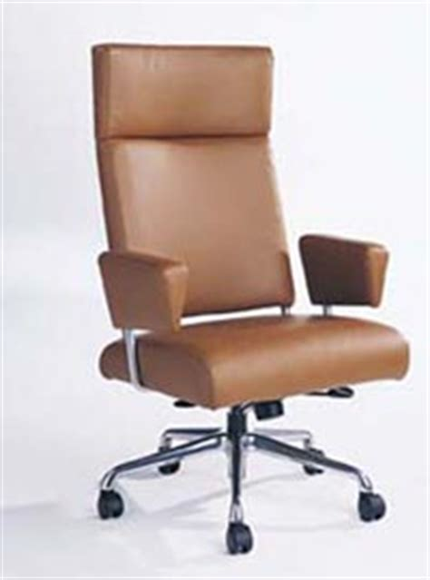 Used Leather Armchair by Used Brown Executive Leather Chairs From Refurbished