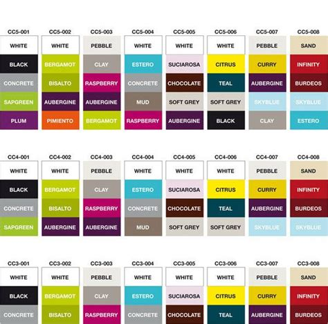 good color colour courage palettes by lars contzen patterns