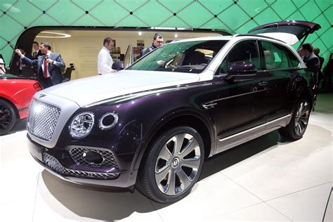 Bentley Suv Interior by Bentley Bentayga Mulliner Is A Warning To The Rolls