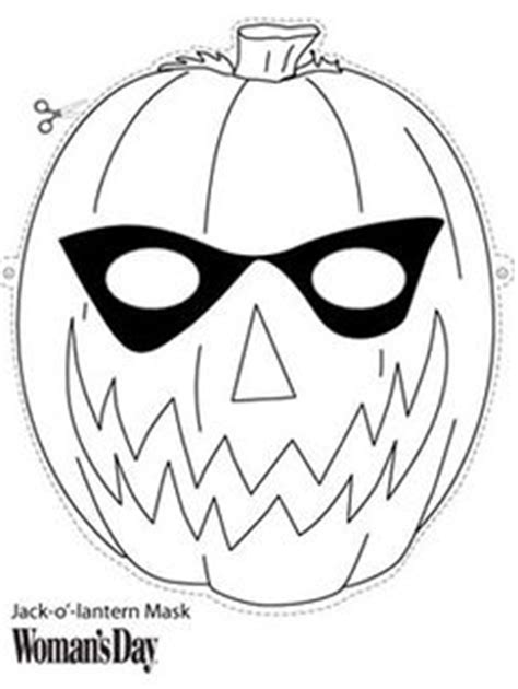 printable jack o lantern mask 1000 images about halloween on pinterest halloween