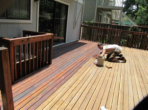 woodrich brand wood deck cleaners and sealers personal
