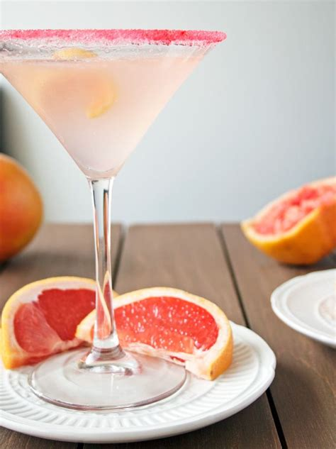 martini grapefruit the 25 best grapefruit martini ideas on