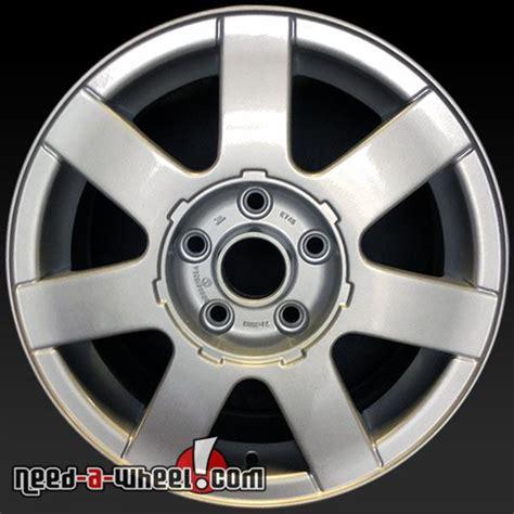 Volkswagen Wheels Oem by 15 Quot Volkswagen Vw Passat Wheels Oem 1998 2001 Silver Rims