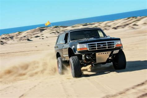prerunner bronco suspension picture gallery what is a prerunner truck