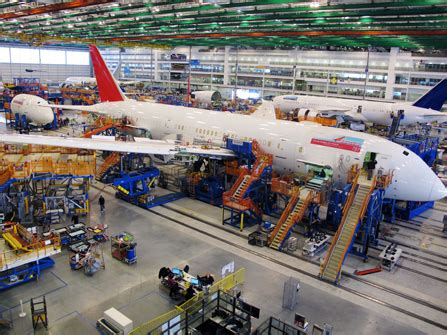 jobs  aerospace manufacturing growing  southern united states