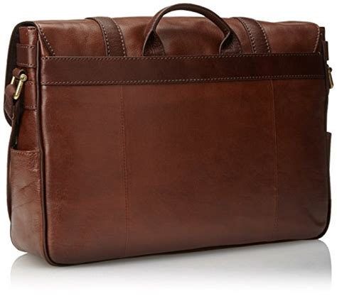 Fossil Perry East West Messenger Bag by Fossil S Estate Saffiano Leather East West Messenger