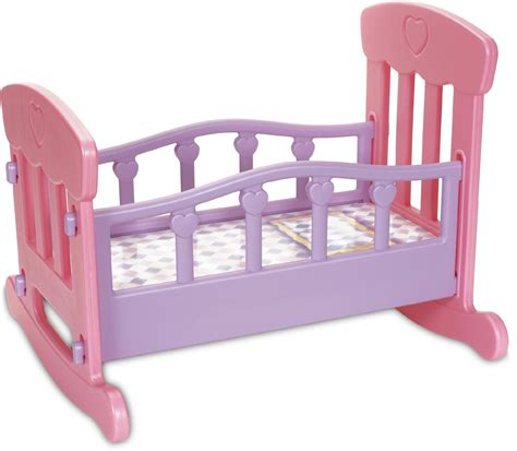 Doll Cribs And Cradles by Winner Baby Basics Baby Doll Cradle