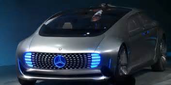 mercedes new car mercedes new self driving car f 015 business insider