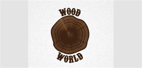 17 creatively designed wood inspired logo designs idevie