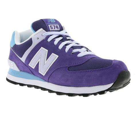 neu  balance schuhe damen sneaker turnschuhe lila