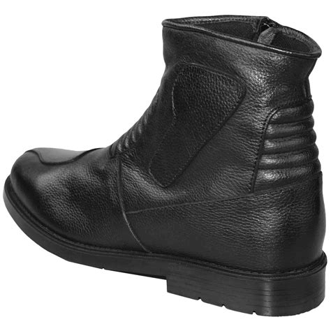 motorbike ankle boots motorbike motorcycle trendy boots ankle high biker touring