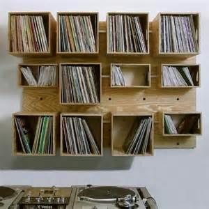 record shelves diy diy record storage ideas plywood vinyl record storage