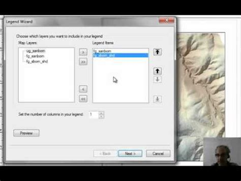 youtube layout explained make a map layout explanation and export to pdf youtube
