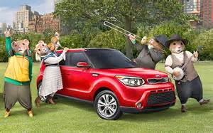 Kia Commercial Hamster Kia Commercial With Drums Autos Post
