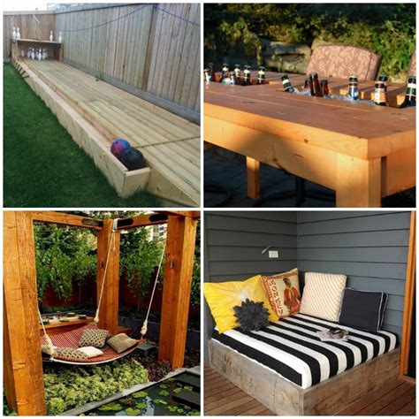 Backyard Building Ideas 18 Backyard Diy Ideas That Are The Envy Of Your Neighborhood