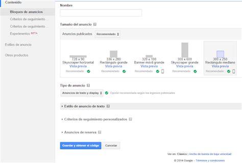 tutorial de google adsense tutorial como crear y configurar una cuenta de google