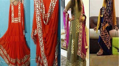 Premium Dress Part 1 fancy aplic dress designs 2017 part 1 wedding season