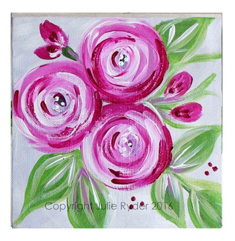 25 best ideas about easy canvas art on pinterest flower canvas art simple canvas paintings flower canvas painting best 25 flower canvas ideas on