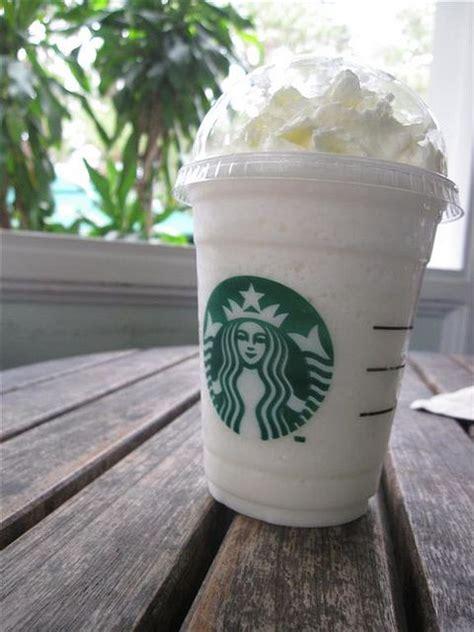 Vanilla Coffee Frappuccino starbucks vanilla bean frappuccino cravings